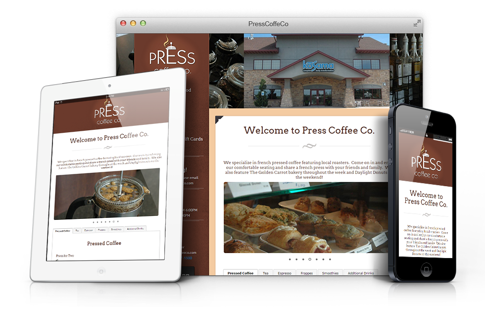 presscoffeeco-respoonsive-website-design