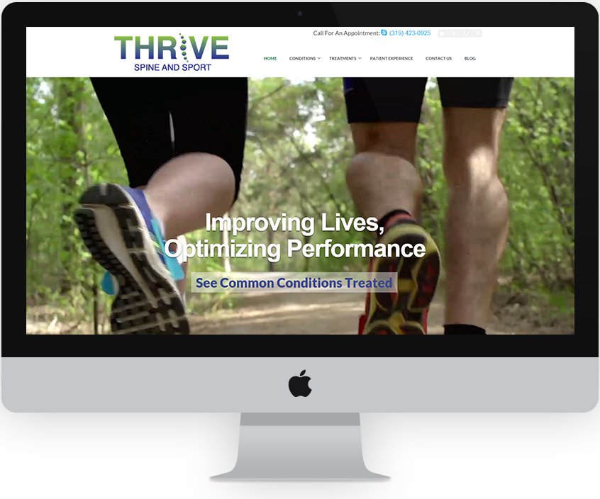 thrivespineandsports-pc-display