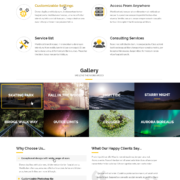 pixeldesign_homepage_template