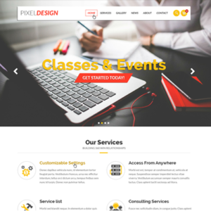 pixel-design-psd-template-cover-photo