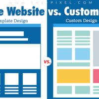template-website-vs-custom-website-design