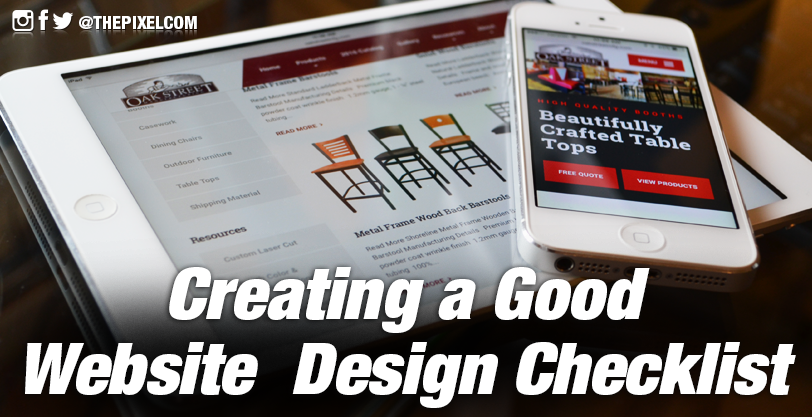 the-checklist-to-creating-a-good-website-design