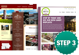 building-your-own-website-cedar-rapids-iowa-step3