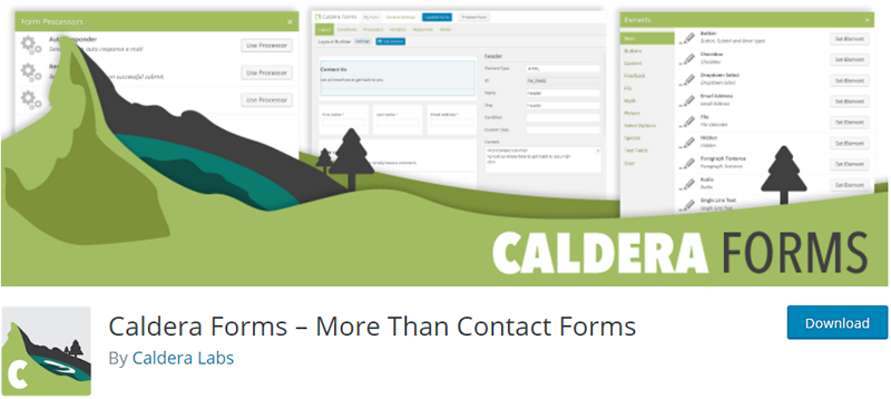 custom-registration-plugins-for-WordPress-Caldera-Forms