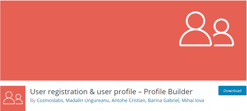 custom-registration-plugins-for-WordPress-Profile-Builder