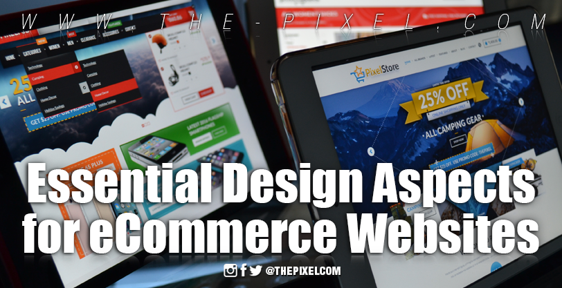 Essential -Design-Aspects-for- eCommerce-Websites