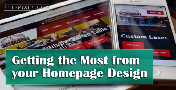 getting-the-most-from-your-homepage-design