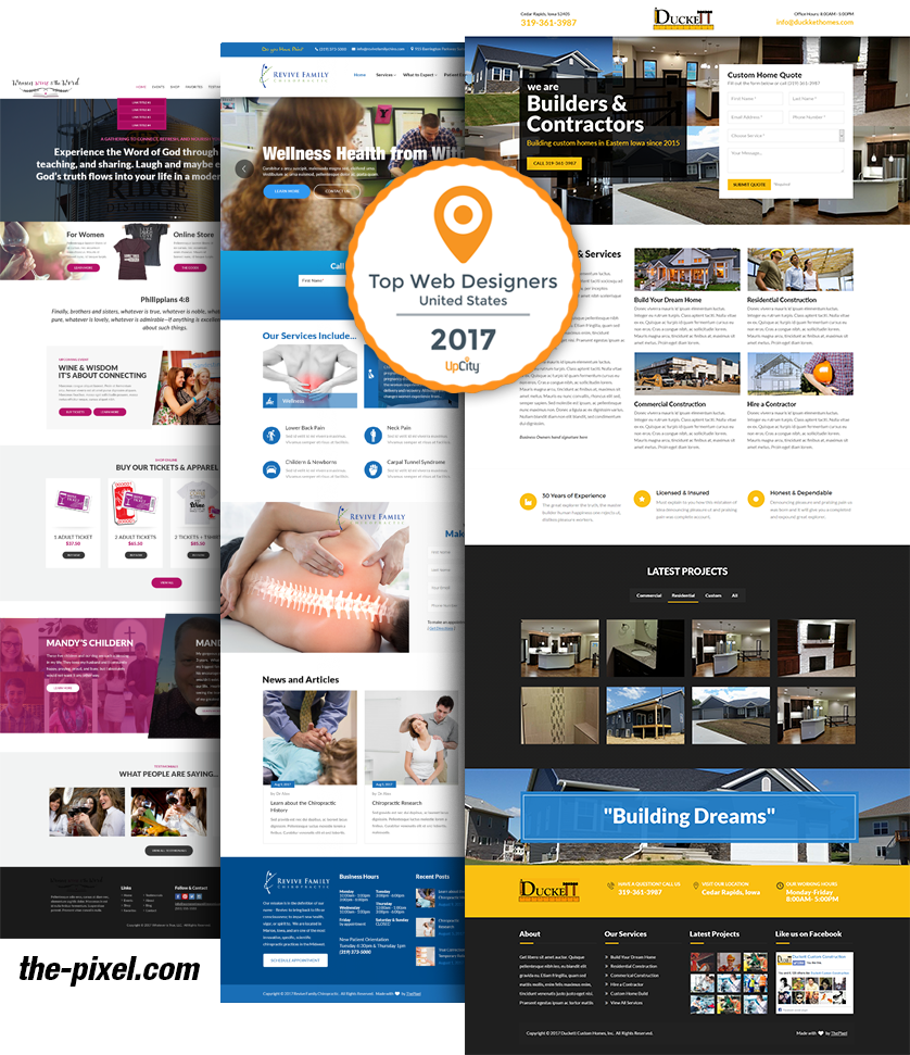 Iowa Web Design Website Marketing Agency