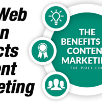 Web Design Impacts Content Marketing