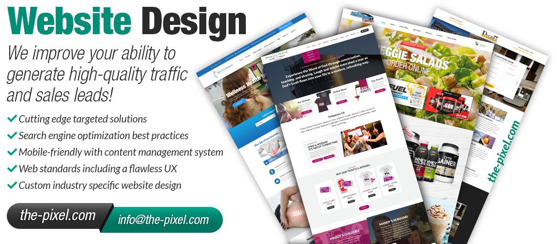 website design online marketing services