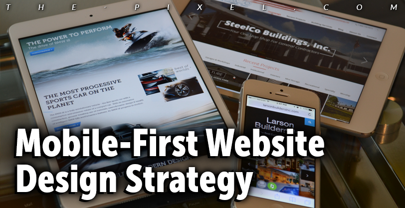 Mobile-First Website Design Strategy