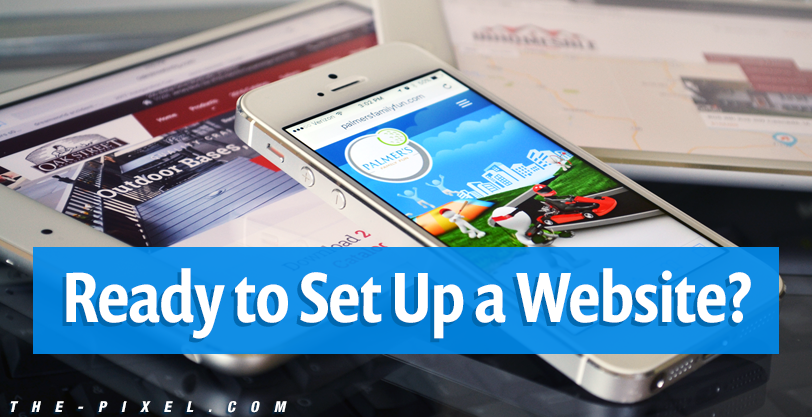 Ready to Set Up a Website?