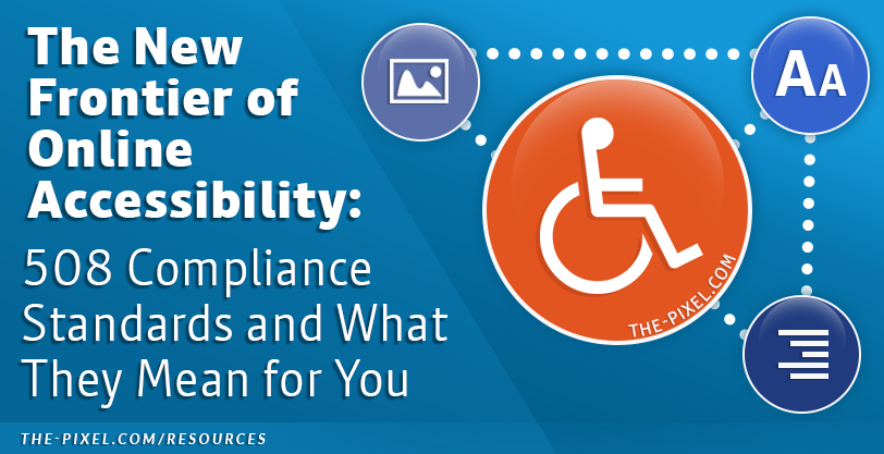 Online Accessibility 508 Compliance Standards