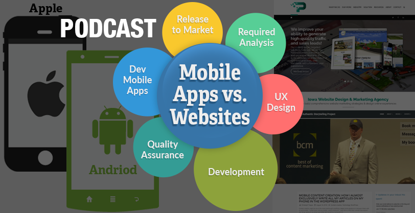 Mobile App vs. Website
