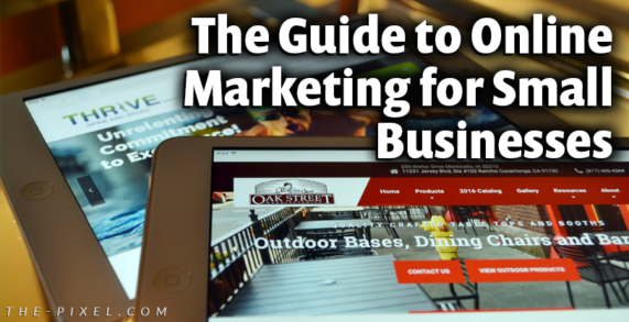 Guide to Online Marketing for Small Businesses