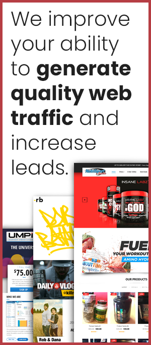 Improve Website Traffic and Increase Leads