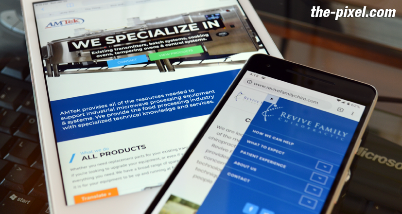 Custom Website Design and Development Solutions