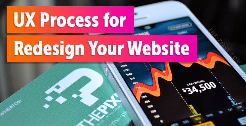 UX Process for Redesigning Your Website