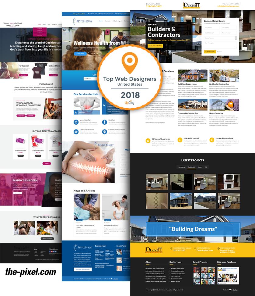 Cedar Rapids Iowa Website Design and Digital Marketing Agency