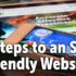 5 Steps to an SEO Friendly Website