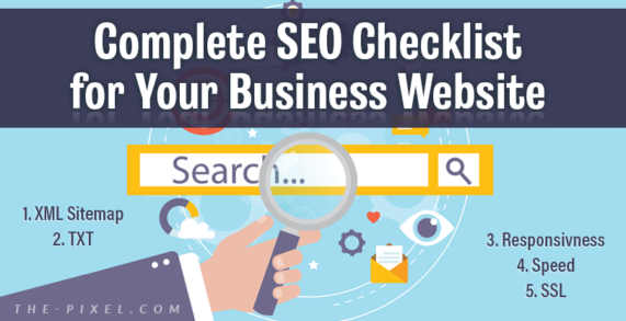 Complete SEO Checklist for Your Business Website