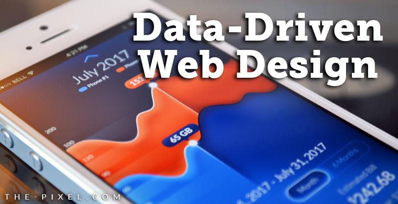 Data-Driven Web Design