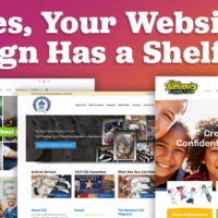 Your Website Design Has a Shelf Life