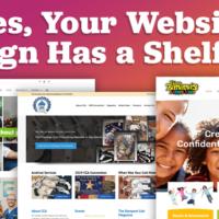 Your Website Design Has a Shelf Life