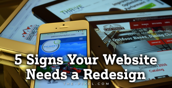 5 Signs Your Website Needs a Redesign