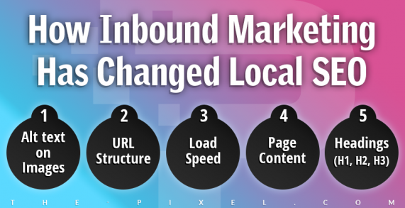 How Inbound Marketing Has Changed Local SEO