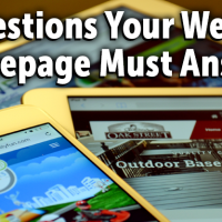 Questions Your Homepage Website Must Answer For Your Target Audidence