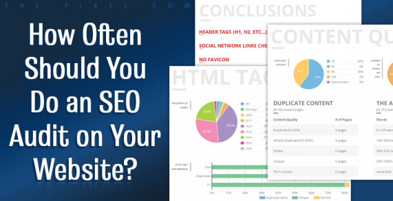SEO Audit on Your Website