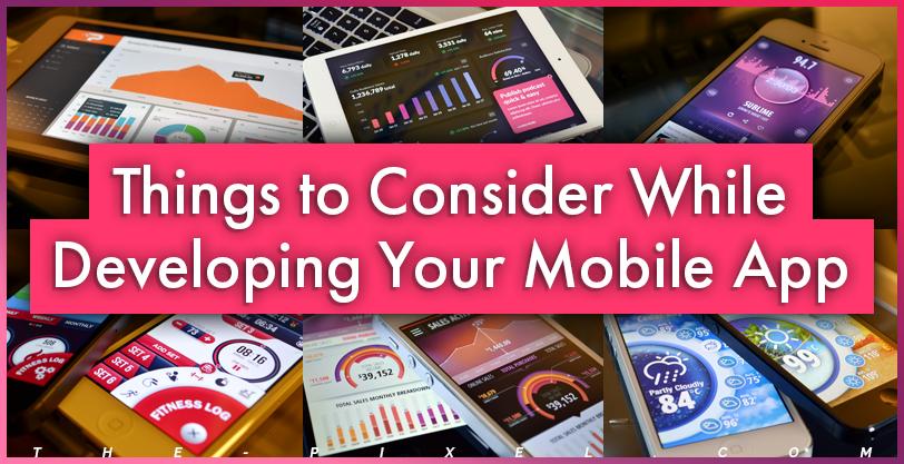 Developing Mobile App