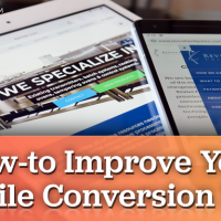 How-to Improve Your Mobile Conversion Rate